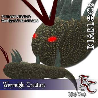 DIABLOCS Wormabla BOX