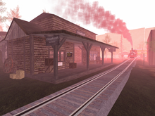 Cloud Croft Station