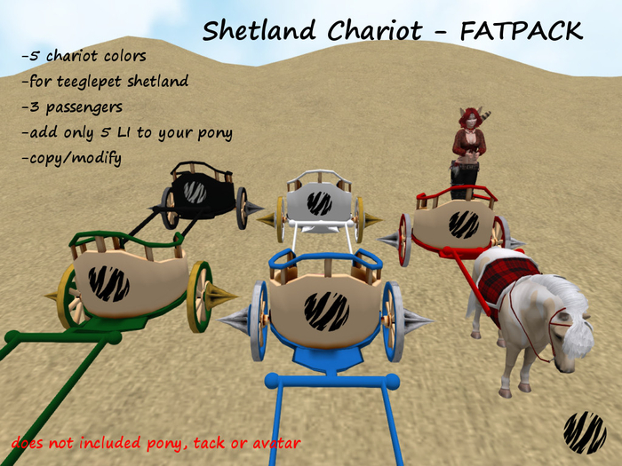 Shetland Chariot-FATPACK
