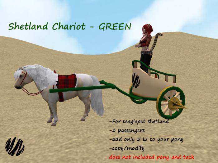 Shetland Chariot-GREEN