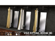 [VOZ] Fitting Room (B)