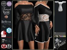 PROMO -50% - Stars - Maitreya, Legacy, Hourglass, Freya, Signature Alice, Tonic, eBody Curvy - Allie dress
