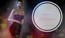 TO.KISKI - FATPACK Catalina Cocktel Dress - Box (add me)