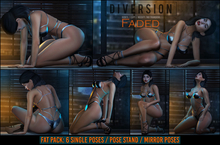 Diversion - Faded Poses // Bento