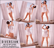 Diversion - Out Loud Poses (Wear To Unpack)