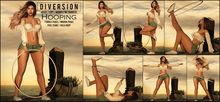 Diversion - Hooping Poses (Wear To Unpack)