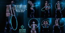 Diversion - Hoopnotica Poses (Wear To Unpack)