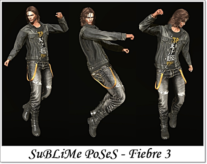 SuBLiMe PoSeS - Fiebre 3