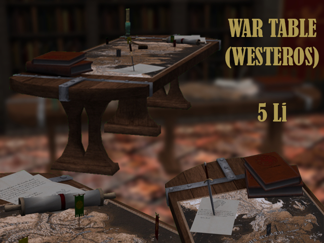 Mw- War Table GOT