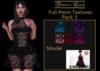 [DC] Textures  model -FLECHA Mollie Dress Fullperm - 3