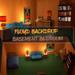 .:F L O Y D..Basement Bedroom Backdrop