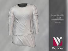 //Volver// Jaden Double T-shirt - White