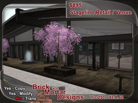 Stageline Retail / Venue