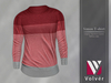 //Volver// Simon T-shirt - Red