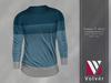 //Volver// Simon T-shirt - Nile Blue