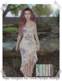 ~*~Shar's Design~*~ Frilly dress Floral  - wear me