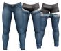 RIOT / Jaden Strip Jeans - Blue46 | Jake/ Gianni / Legacy