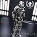 [Echelon] // Imperial Soldier Armor - White