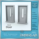 Front Door full perm - ZimberLab Door B
