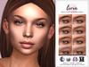 LIVIA Destiny Eyebrows [Genus/Catwa/Omega/System-BOM]