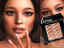 LIVIA Kima Eyebrows [Catwa/Omega/System-BOM]