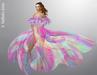 FaiRodis Rainbow Wind dress pack for all avatars