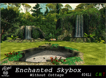 BD/Inkme Enchanted Skybox -Without Cottage