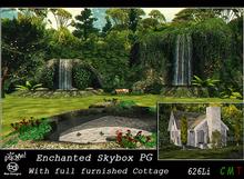 BD/Inkme Enchanted Skybox  PG