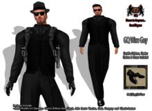 69ParkAveGQ WiseGuy - MIB Men in Black