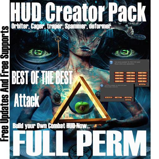 EXTREME HUD Creator Pack