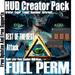 Hud creator pack
