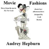 Audrey Hepburn Movie Fashion