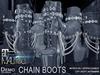 DEMO - MALified: 6x Chain Boots - Maitreya Only