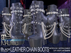 Malified%20 %20chain%20boots%20 %20leather%20black