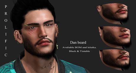 [PROLIFIC] Dan Beard