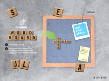 Ananas// Word Board