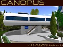 PaxWerx - Canopus House