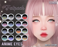 {S0NG} :: Anime Eyes (Fatpack)