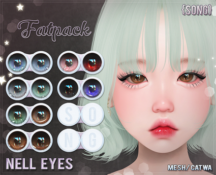 {S0NG} :: Nell Eyes (Fatpack)
