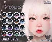 {S0NG} :: Luna Eyes (Fatpack)