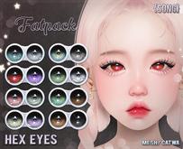 {S0NG} :: Hex Eyes (Fatpack)