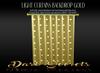 Dark Secrets - Light Curtains Gold