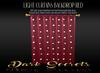 Dark Secrets - Light Curtains Red