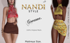 [Nandi Style] - Bag Set Giovanna -