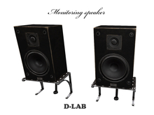 D-LAB DJ Monitoring speaker