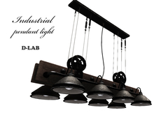 D-LAB  Industrial  pendant light