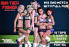 AVI(L) Syn-Tech Fashions Cheerleader Set