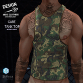 -[d9]- Gabe Tank Top V2 - 004