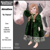 *E* Almathea Toddleedoo B&K [Add & Click] St. Patrick
