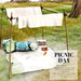 Amitie Picnic Day Pack